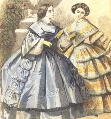 negentiende eeuwse kleding